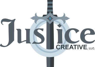 Justice Creative Logo