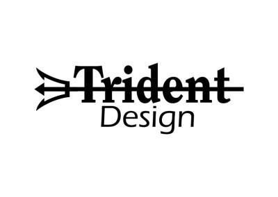 Trident Design Logo