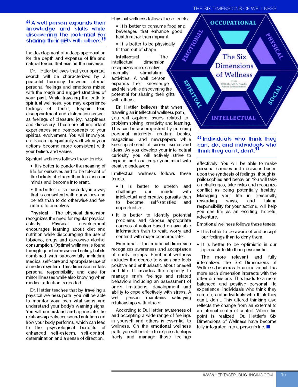 Heritage Publishing, Inc. - Publications