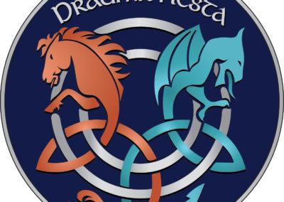Draumr Hesta Logo Design
