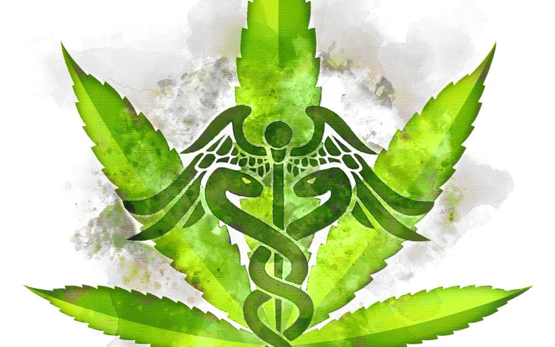 Medical Marijuana Logo & T-shirt Concept
