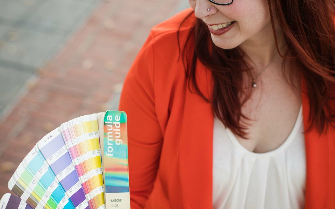 The Colors That You Choose Reflect Your Personal Brand